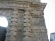 Particolare arco di Porta Romana