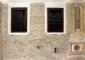 Piccola Sacrestia: parete con frammento della Madonna dopo i lavori