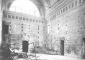 Sala Federiciana dopo i bombardamenti del 1943
