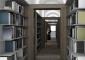 Il corridoio attrezzato della Biblioteca