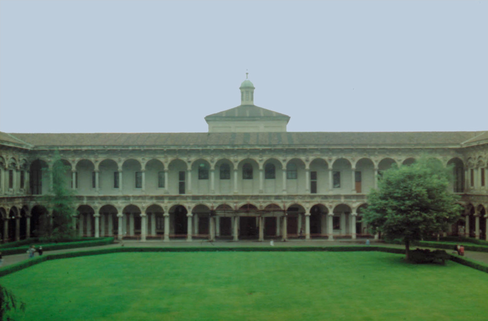 Ca granda universit degli studi di milano milano nei for Universita milano