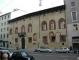 L'edificio dopo del restauro Campanella- Tessoni, 2002. L'obbiettivo perseguito è stato quello di rispettare la stratificazione storica ed al contempo recuperare la leggibilità delle decorazioni e dell'insieme