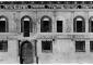 La facciata della Casa Fontana Silvestri in un rilievo dell'architetto Federico Frigerio, datato 1896