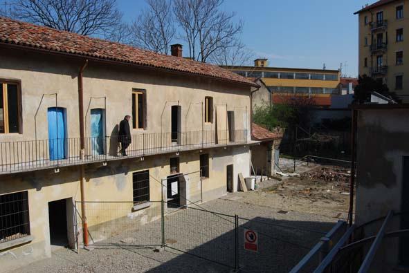 Cascina cuccagna milano nei cantieri dell 39 arte for La cascina cuccagna milano