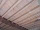 Il soffitto dopo il restauro