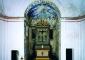 Cappella maggiore con crocifisso