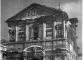 Interni dell'aula della Chiesa, fotografia del 1930 circa