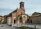 La chiesa dopo gli interventi di restauro