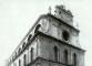 La facciata dopo l'intervento di Angelo Colla a seguito dell'apertura della Via Luini