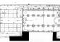Planimetria complessiva con il ridisegno del presbiterio, del sagrato e del giardino