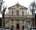 Facciata chiesa di Santa Maria degli Angeli dopo l'intervento di restauro