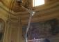 Interno della Facciata della Immagine storica della Chiesa Parrochiale Assunzione Beata Vergine Maria