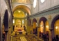 Interno della Basilica prima dei lavori