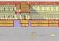Progetto definitivo 2004, sezione longitudinale