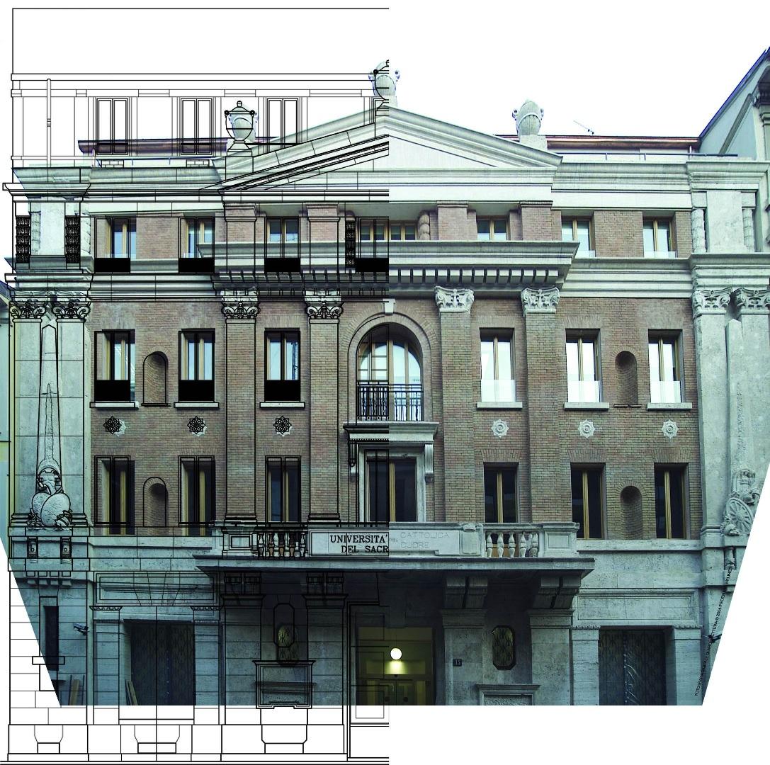 Edificio di via nirone milano nei cantieri dell 39 arte for Piani della casa del barndominio