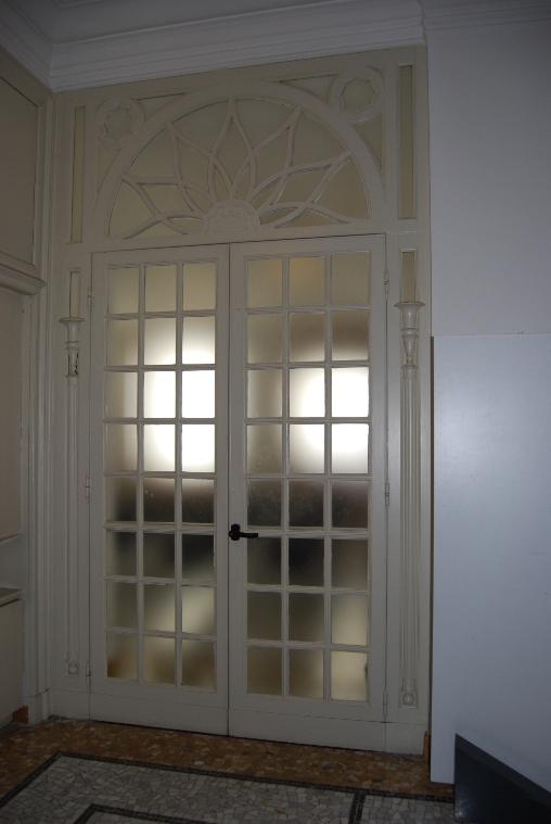 Edificio di via nirone milano nei cantieri dell 39 arte - Contorno porte interne ...