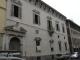 Facciata di via Garibaldi restaurata