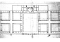 02_ Planimetria generale comprendente la nuova crociera (Schizzo richiniano a penna [Raccolta Bianconi, tomo III, f. 2]).