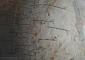 Rinforzo muratura con spinotti in acciaio
