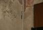 Sonda posizionata sulla parete interna ovest