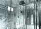 Sale di frescura, gallerietta, veduta generale prima del restauro