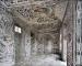 Sale di frescura, gallerietta, veduta generale dopo il restauro