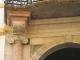 Mensola e capitelli restaurati