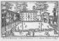 Palazzo Borromeo - incisione antica