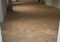 Recupero del pavimento in legno