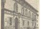 Incisione raffigurante Palazzo Mozzanica detto Casa Varesi  tratta da Cento Città d'Italia -Milano 1896