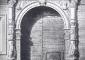 Porta della casa Modignani a Lodi - tratto da Risorgimento dell'Architettura in Lombardia - Dresda