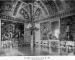 Veduta storica della Sala della Terza Sala degli Arazzi (vano n.125), prima dei bombardamenti