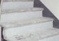 Scalone d'ingresso prima di inizio lavori