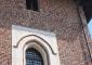 Restauro delle finestre ad arco presenti sulla facciata