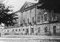 Fotografia storica della facciata Neoclassica