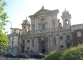 Facciata della chiesa di Santa Maria Segreta