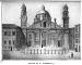 Giovanni Battista Riccardi detto il Donnino; veduta di Sant'Alessandro. Iconografia della Città e del castello di Milano, Milano 1734