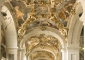 Le cappelle della navata laterale dopo il restauro