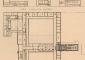 Progetto Arch. G. Muzio del primo piano del complesso universitario (Archivio Muzio)