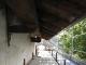 Stato di fatto: sottogronda prospetto interno giardino