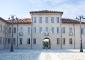 La villa dopo l'intervento di restauro - Ingresso da via Orsini