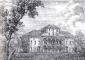 Villa Sioli in una incisione seicentesca